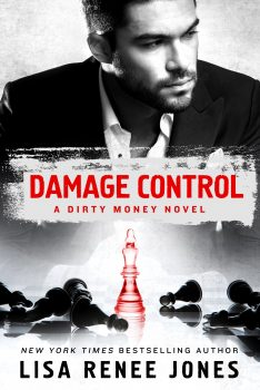 Book Cover, Damage Control by Lisa Renee Jones