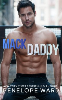 Book Cover, Mack Daddy