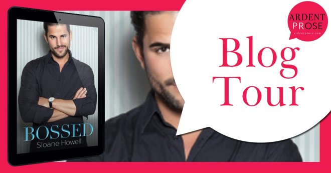 Bossed Blog Tour Banner