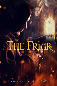 Book Cover, The Friar