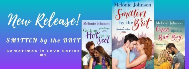 Promo Banner for Smitten by the Brit