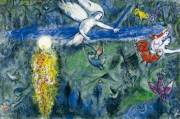 Marc Chagall, Message biblique