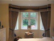 Curtains and Upholstered Pelmetjpg