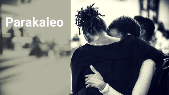 Parakaleo title graphic