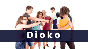 Bullied teen persecuted by peers with Greek title dioko