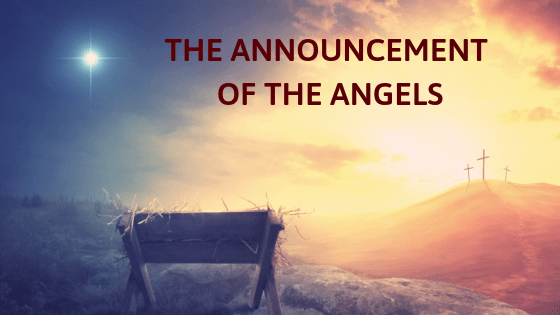 announcement of the angels title graphic