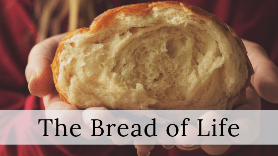 Bread of Life title graphic