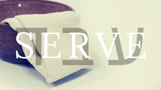 serve title graphic