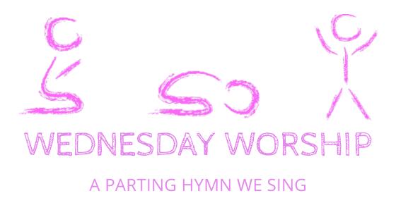 A Parting hymn title graphic