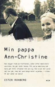 Min pappa Ann-Christine Bokomslag
