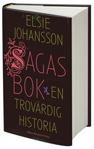 Sagas bok En trovärdig historia Bokomslag