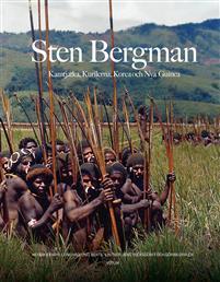 Sten Bergman, Kamtjatka, Kurilerna, Korea och Nya Guinea Bokomslag