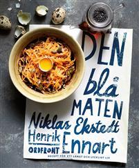 En blå maten - recept för ett långt och lyckligt liv Bokomslag