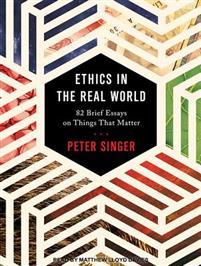 Ethics in the real world Bokomslag