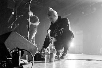 Johnny Stevens - Highly Suspect - Baltimore Soundstage | Baltimore, MD