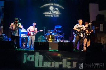 Jah Works live concert