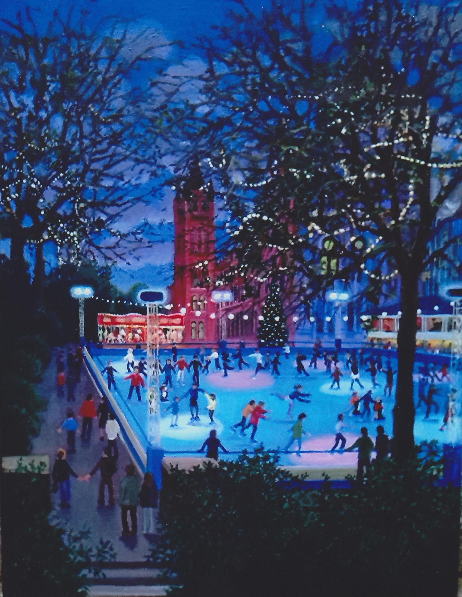Ice Skating  S. Kensington SW7_0002