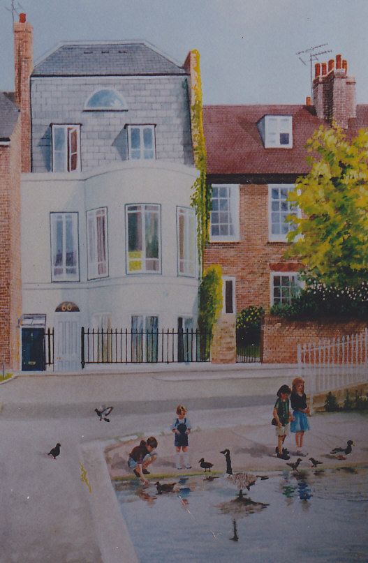 Kew Duck Pond_0005
