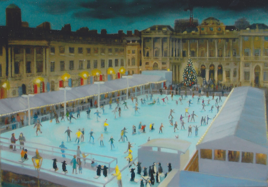 Somerset House ice skating_0003
