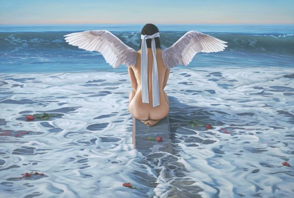 Surrealism Art Paintings of Women