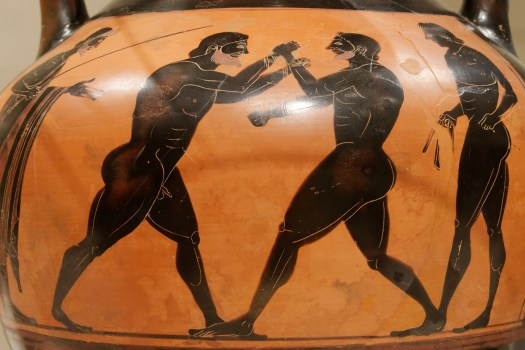 Ancient Greek Boxers