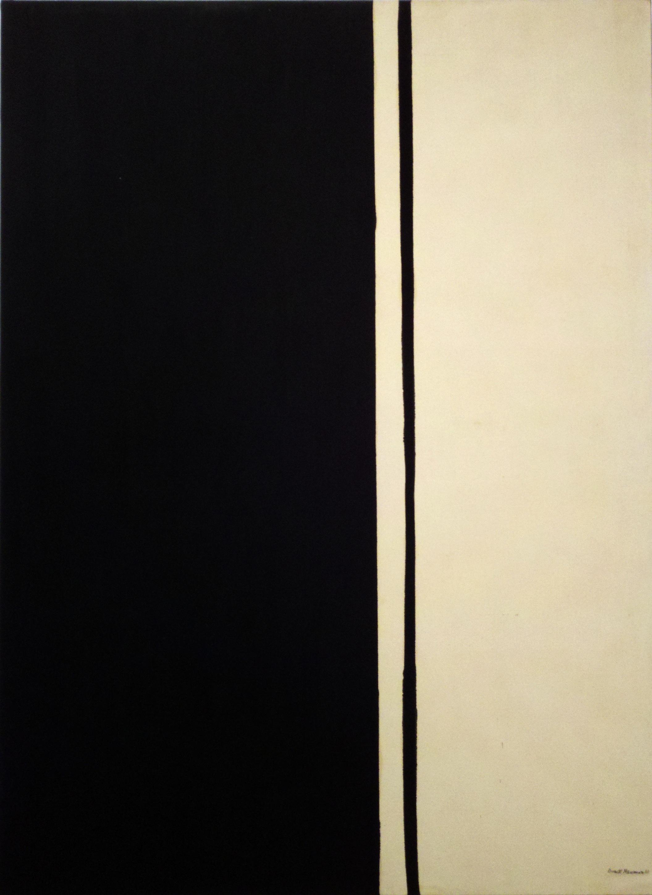 Art Amp Advents Intellect Barnett Newmans Black Fire