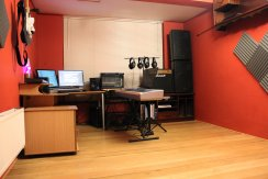 Red Room Recording Studio, Castlebar