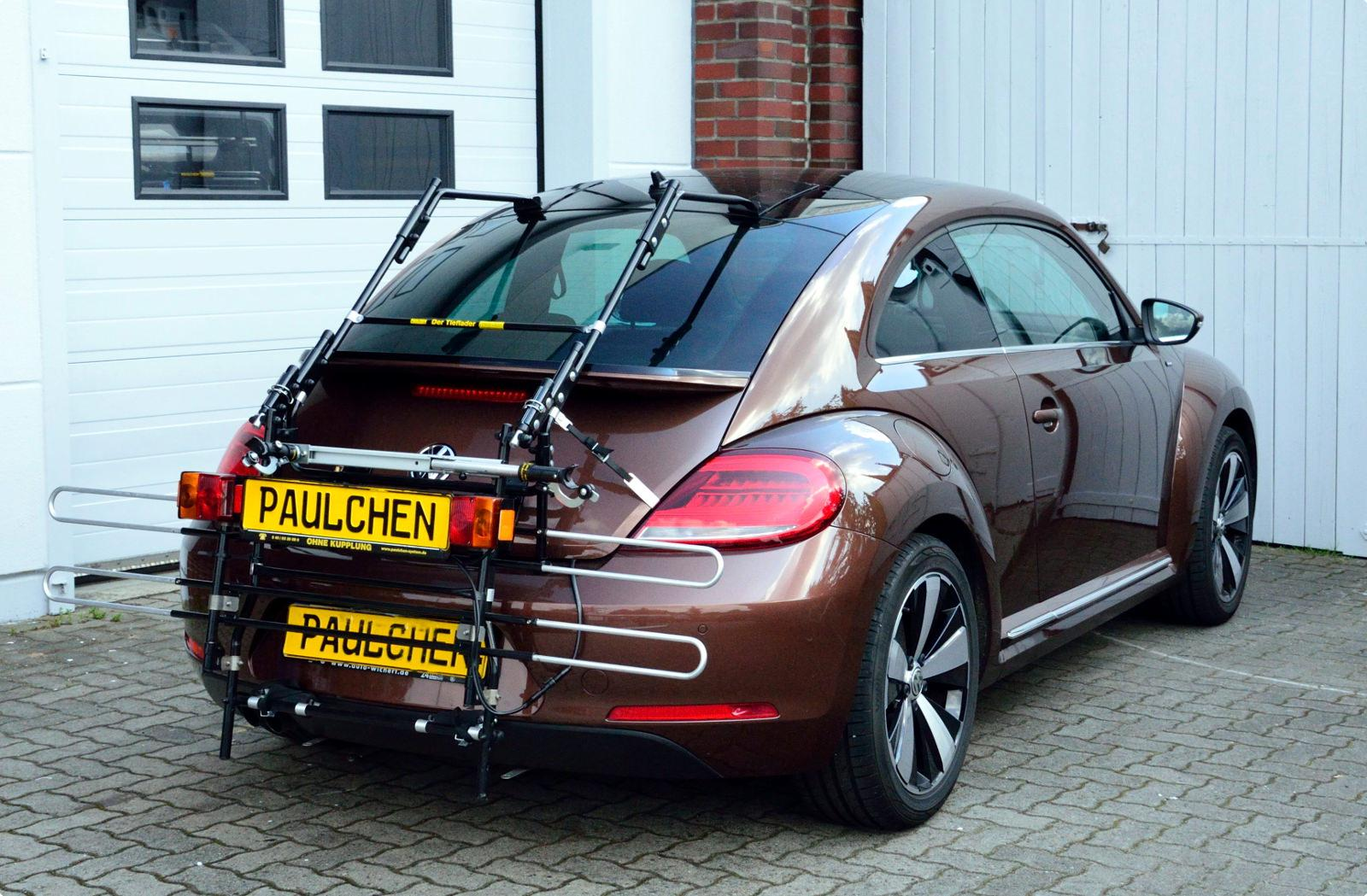 bicycle carrier for vw beetle 5c2