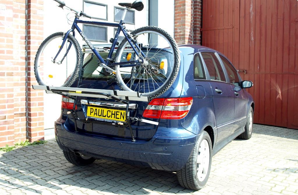 bicycle carrier for mercedes b klasse