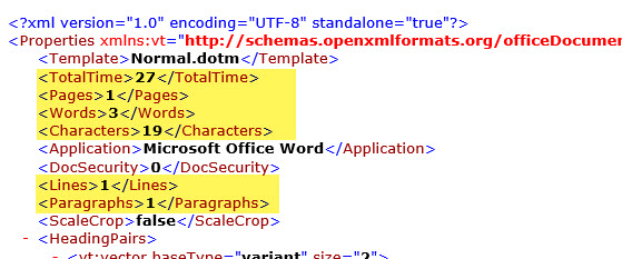 How to disassemble a Word document with embedded macros – PaulCimino com