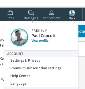 how to add university icon to linkedin profile