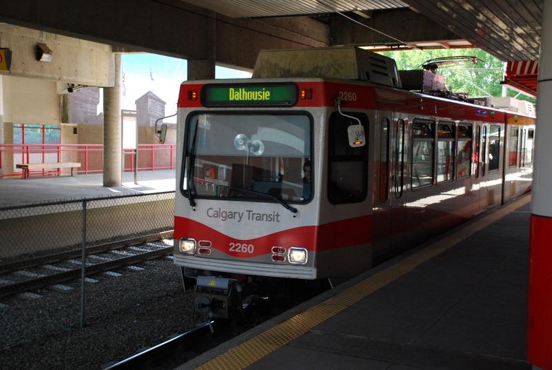 Calgary Light Rail