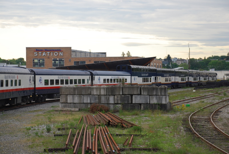 Rocky Mountaineer Station - Vancouver