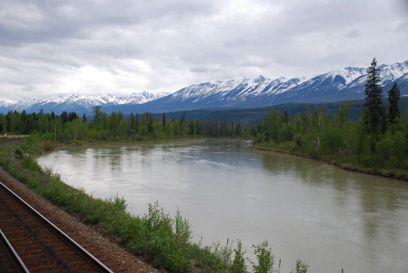 Day Two Rocky Mountaineer