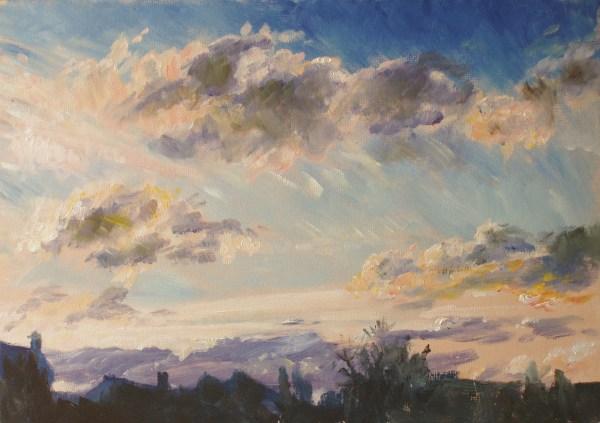 Paintings Of Sussex Coast Paul Dier