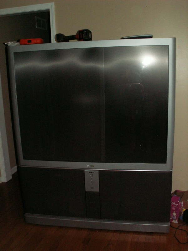Phillips Rear Projection Big Screen TV