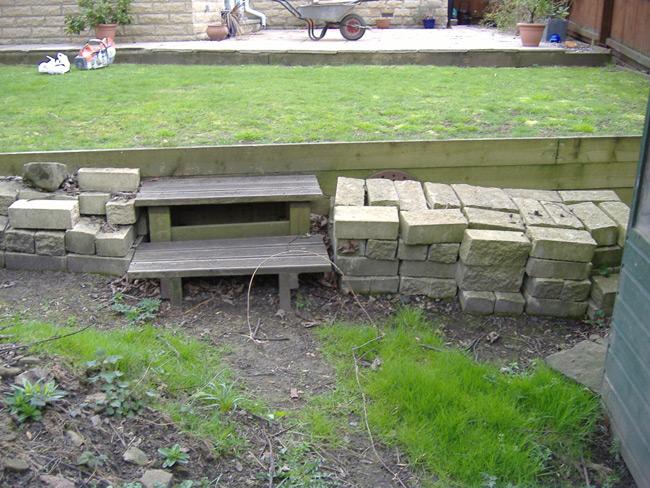 Building, Paving, Landscaping & Garden