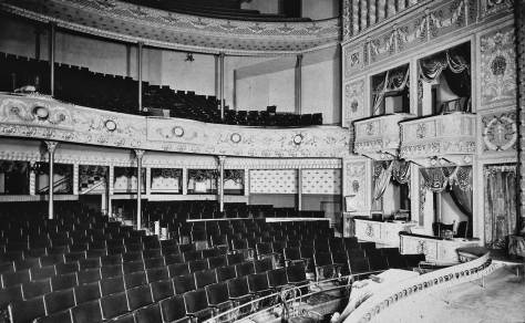 THEN: Through its two decades — 1892 to 1913 — at the northeast corner of Cherry Street and Third Avenue, the Seattle Theatre was one of the classiest Seattle venues for legitimate theater as well as variety/vaudeville