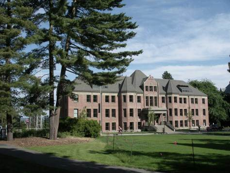 Clark Hall today