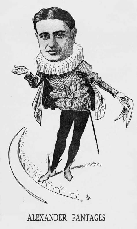 A characterization of Alexander Pantages from his time