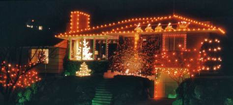 Another slant on the winning lights at 336 12th West in 48 years ago.