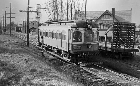 The Interurban at Alderwood Manor.