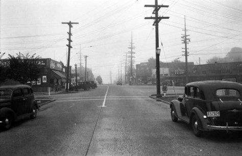 South on 15th Ave. S. thru Beacon Ave. S., 1924.