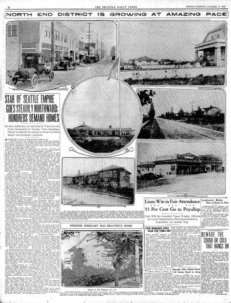 The TIMES coverage on Greenwood from Oct. 11, 1925 - DOUBLE-CLICK IT!