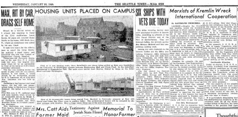 Times  Jan 30, 1946