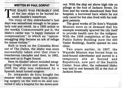 A CLIP from The Times, PACIFIC MAG. , Dec. 8, 1991