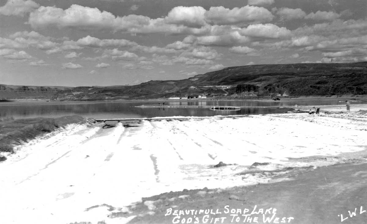 soap lake women Soap lake is a meromictic soda lake in the town of soap lake, washington formed by the missoula floods at the foot of the grand coulee the lake gets its name from.
