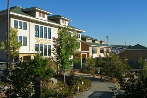 The Latona campus on Sept. 6, 2006.