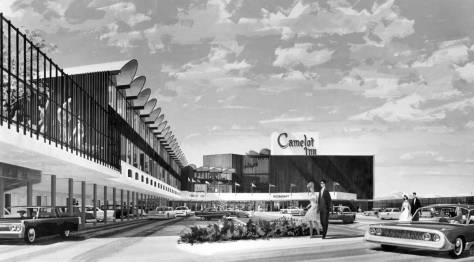 An early ideal Edgewater when it still had a chance of being named the Camelot.