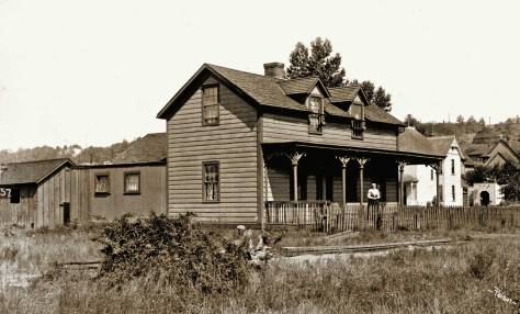 THEN: The Cascade neighborhood, named for its public grade school (1894), now long gone, might have been better named for the Pontius family.  Immigrants from Ohio, they purchased many of the forested acres north of Denny Way and east of Fairview Avenue.